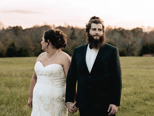 Anthony and Kelly's Wedding in Burlington, North Carolina 8