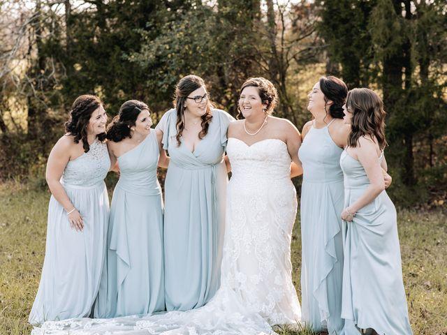 Anthony and Kelly's Wedding in Burlington, North Carolina 15