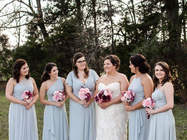 Anthony and Kelly's Wedding in Burlington, North Carolina 16