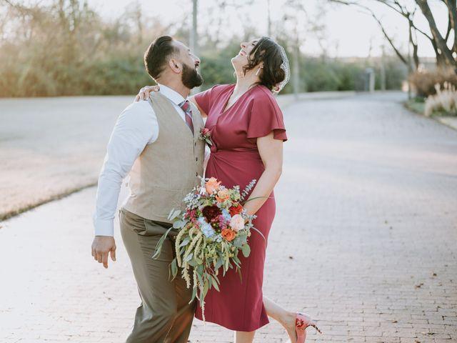 Melissa and Guy's Wedding in Dallas, Texas 9