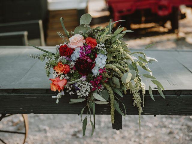Melissa and Guy's Wedding in Dallas, Texas 10