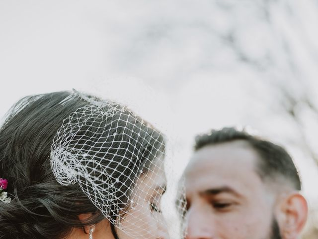 Melissa and Guy's Wedding in Dallas, Texas 11