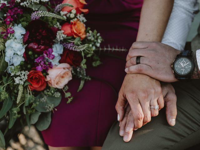 Melissa and Guy's Wedding in Dallas, Texas 13