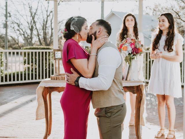 Melissa and Guy's Wedding in Dallas, Texas 20