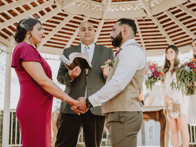 Melissa and Guy's Wedding in Dallas, Texas 22