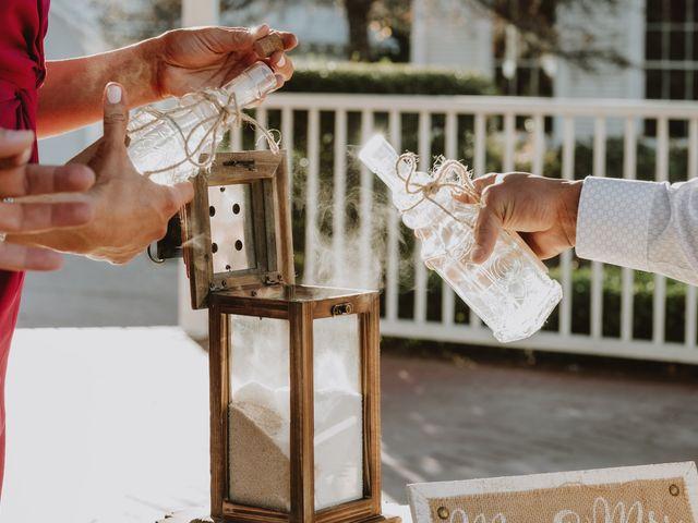 Melissa and Guy's Wedding in Dallas, Texas 23