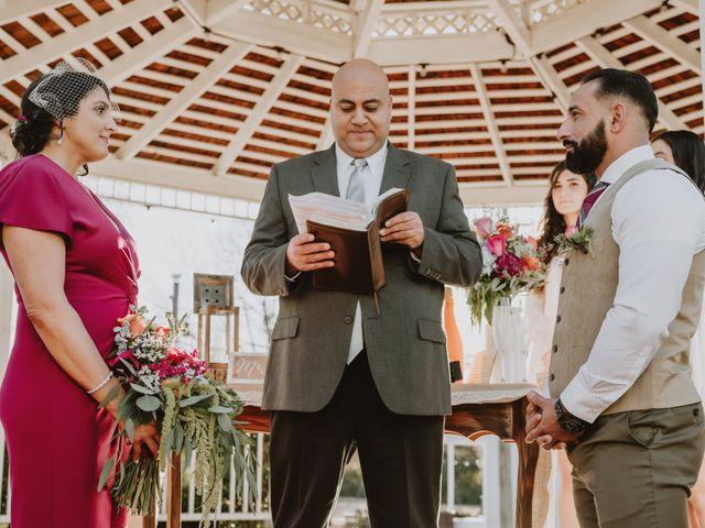 Melissa and Guy's Wedding in Dallas, Texas 25