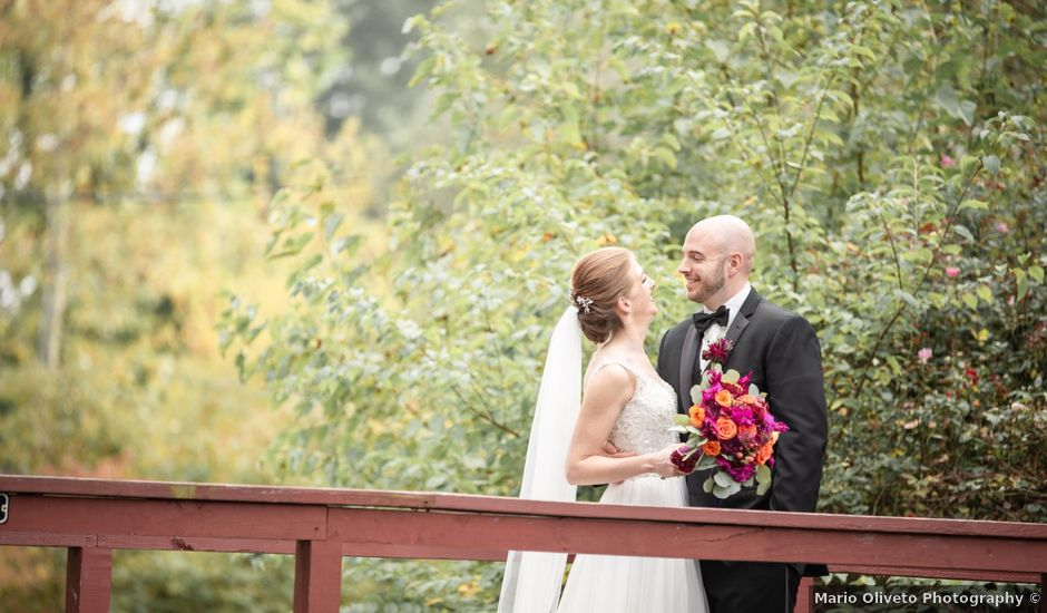Jimmy and Carolyn's Wedding in Collingswood, New Jersey