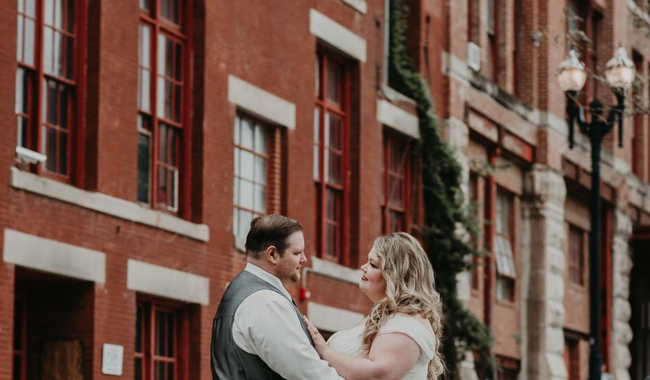 Andrew  and Alexandra 's Wedding in Omaha, Nebraska