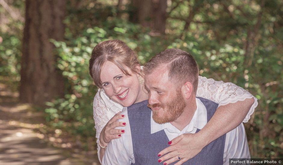 Ardra and David's Wedding in Poulsbo, Washington
