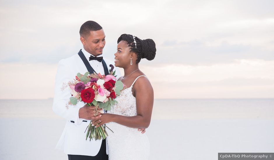 Les and Tumeka's Wedding in Saint Petersburg, Florida