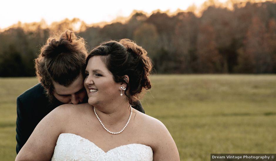 Anthony and Kelly's Wedding in Burlington, North Carolina