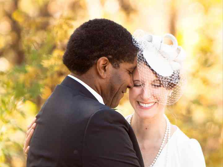 The wedding of Denard and Kelley