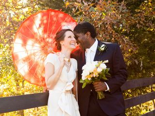 The wedding of Denard and Kelley 3