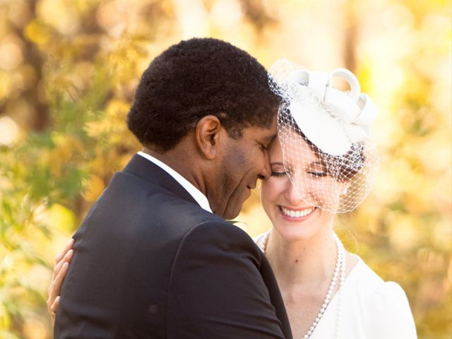 The wedding of Denard and Kelley