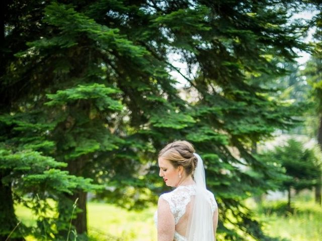 Molly and Brandon's Wedding in Bigfork, Montana 3