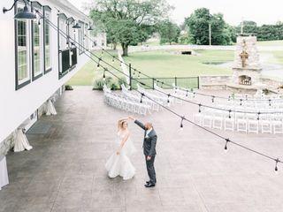 The wedding of Jake and Angelina