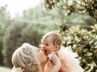 The wedding of Caroline and Brad 2