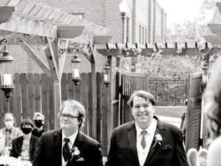 The wedding of Cole and Patrick  2