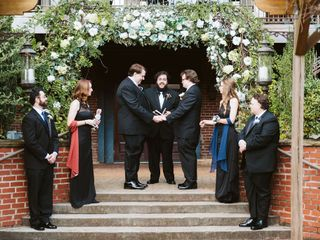 The wedding of Cole and Patrick  3