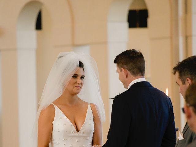 Jake and Caitlin's Wedding in Del Mar, California 9
