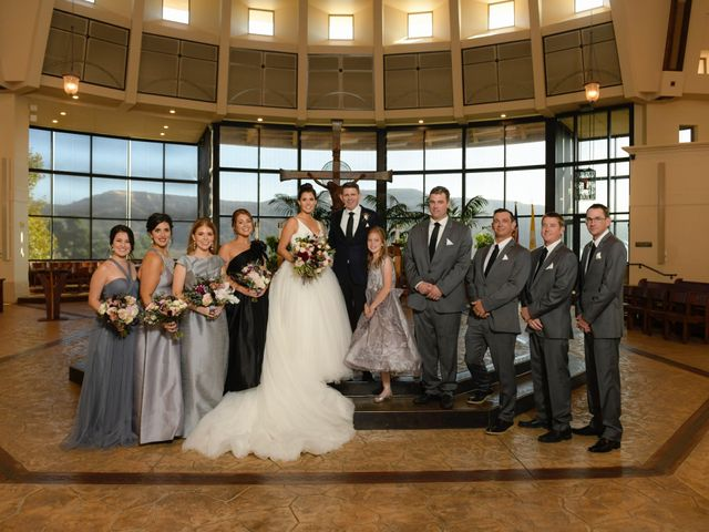 Jake and Caitlin's Wedding in Del Mar, California 11