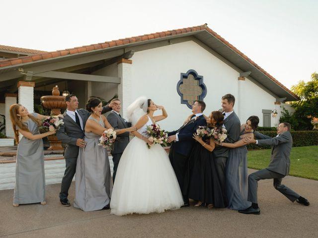 Jake and Caitlin's Wedding in Del Mar, California 15
