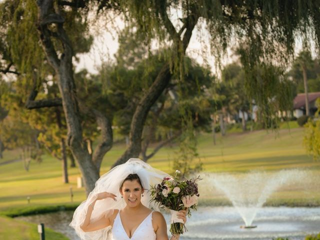 Jake and Caitlin's Wedding in Del Mar, California 16