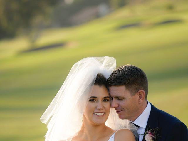 Jake and Caitlin's Wedding in Del Mar, California 17