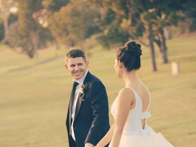 Jake and Caitlin's Wedding in Del Mar, California 21