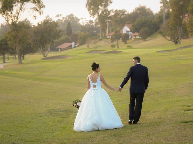 Jake and Caitlin's Wedding in Del Mar, California 23
