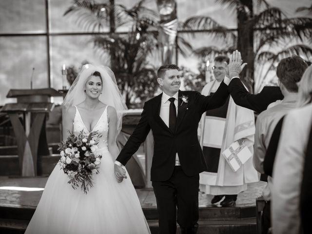 Jake and Caitlin's Wedding in Del Mar, California 40