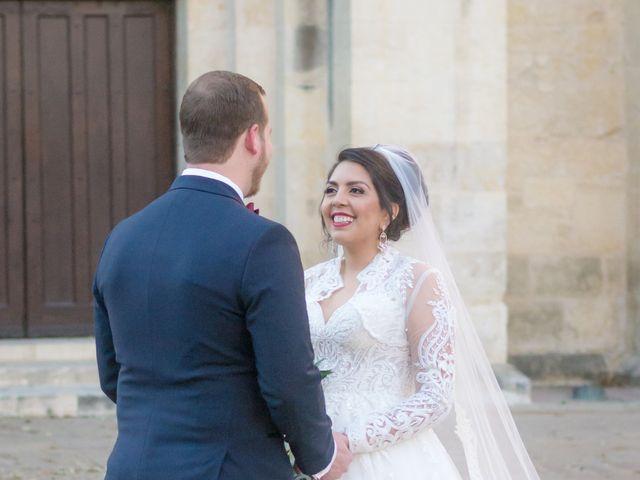 Clay and Loreli's Wedding in San Antonio, Texas 4