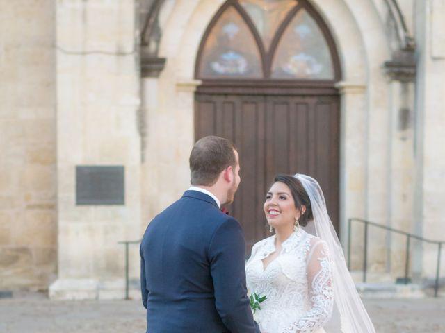 Clay and Loreli's Wedding in San Antonio, Texas 6