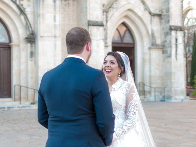 Clay and Loreli's Wedding in San Antonio, Texas 1