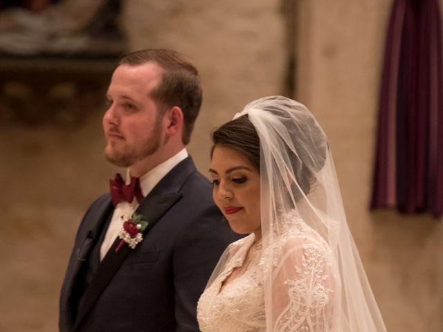 Clay and Loreli's Wedding in San Antonio, Texas 11