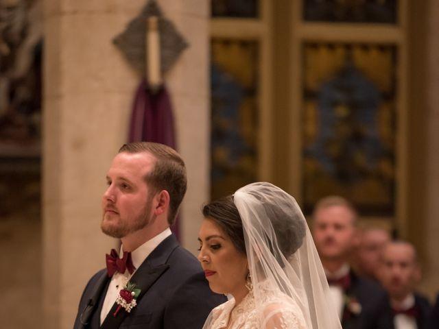 Clay and Loreli's Wedding in San Antonio, Texas 12