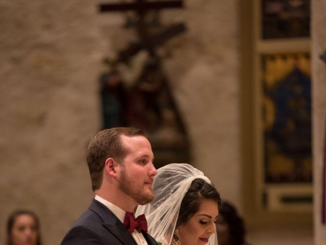 Clay and Loreli's Wedding in San Antonio, Texas 13