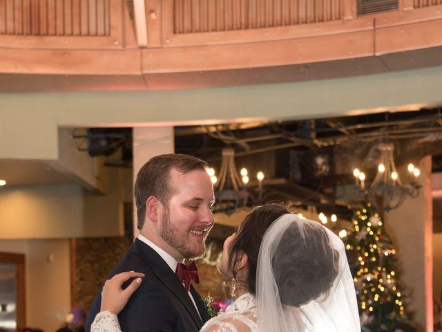 Clay and Loreli's Wedding in San Antonio, Texas 16