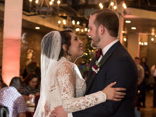 Clay and Loreli's Wedding in San Antonio, Texas 17