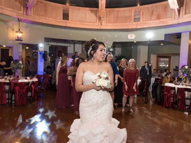 Clay and Loreli's Wedding in San Antonio, Texas 19