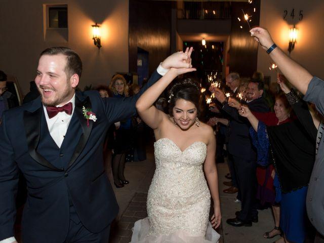 Clay and Loreli's Wedding in San Antonio, Texas 20