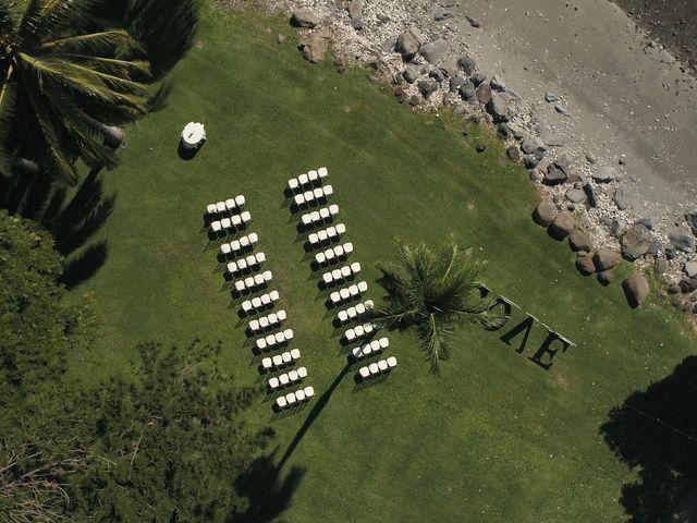 Nicole and E.J.'s Wedding in Lahaina, Hawaii 5