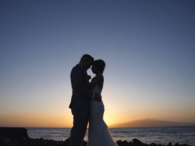 Nicole and E.J.'s Wedding in Lahaina, Hawaii 8