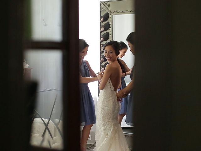 Nicole and E.J.'s Wedding in Lahaina, Hawaii 10