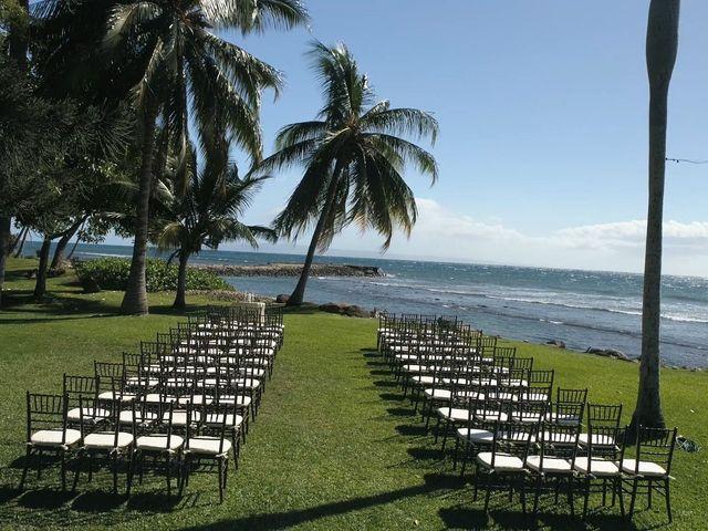 Nicole and E.J.'s Wedding in Lahaina, Hawaii 11