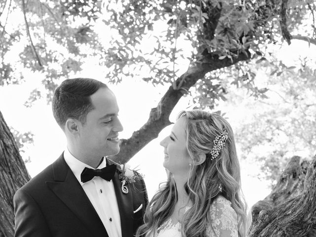Daniel and Rebecca's Wedding in Key Largo, Florida 12