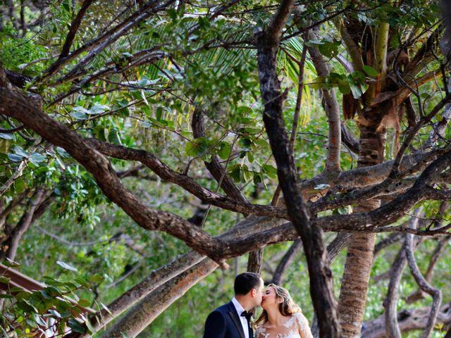 Daniel and Rebecca's Wedding in Key Largo, Florida 1