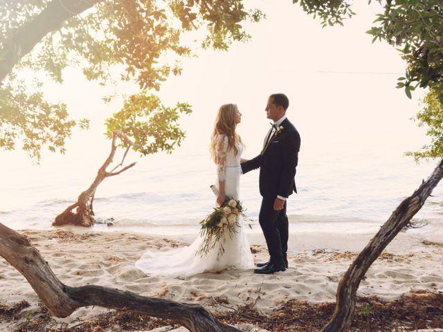 Daniel and Rebecca's Wedding in Key Largo, Florida 33