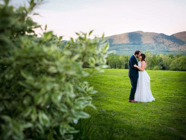 The wedding of Tova and Alex